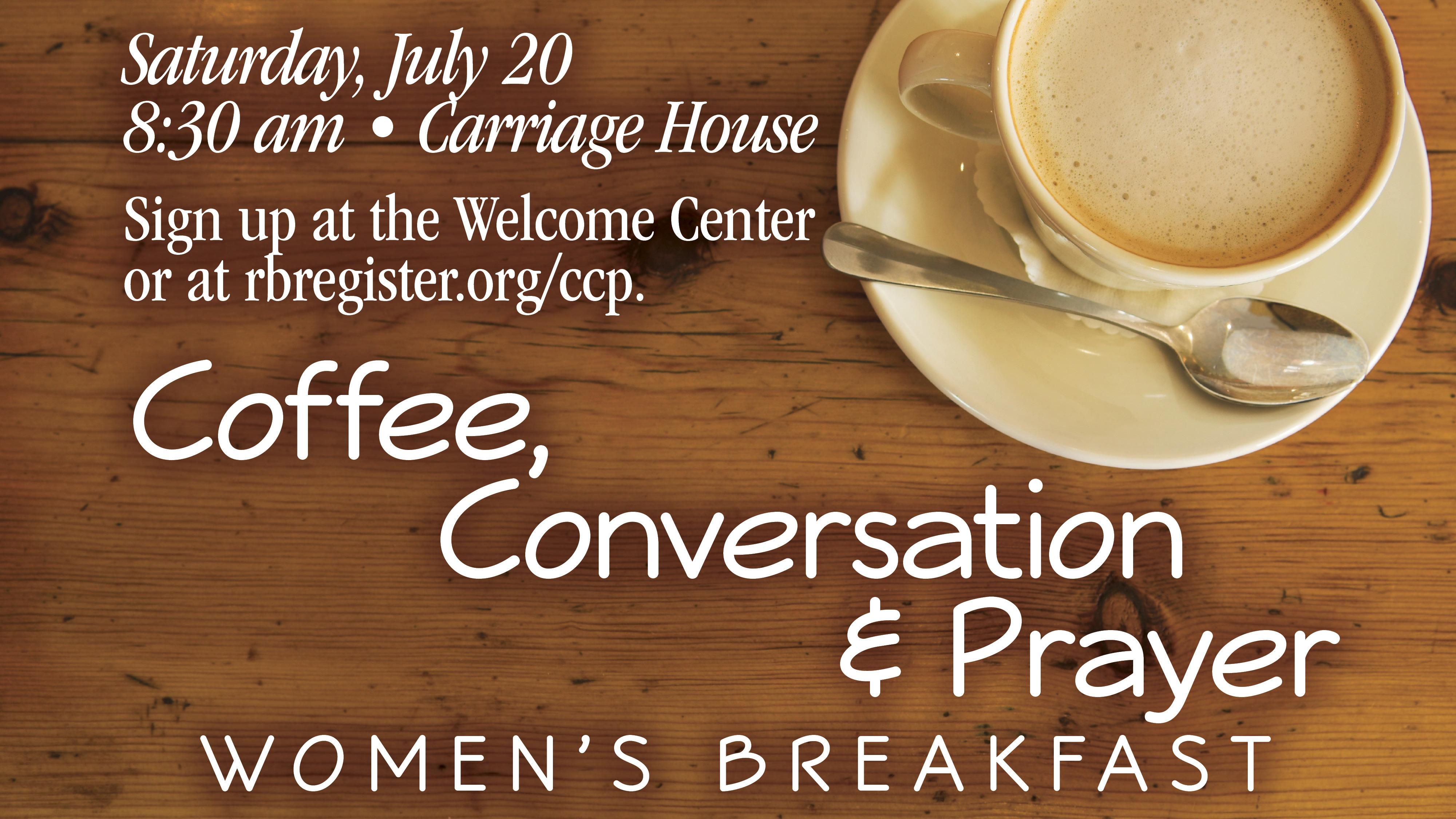 CCP Women's Breakfast class=