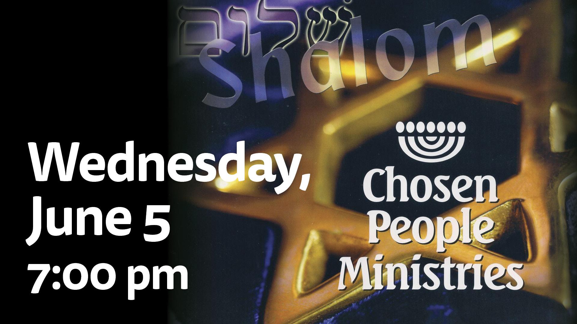 Chosen People Ministries class=