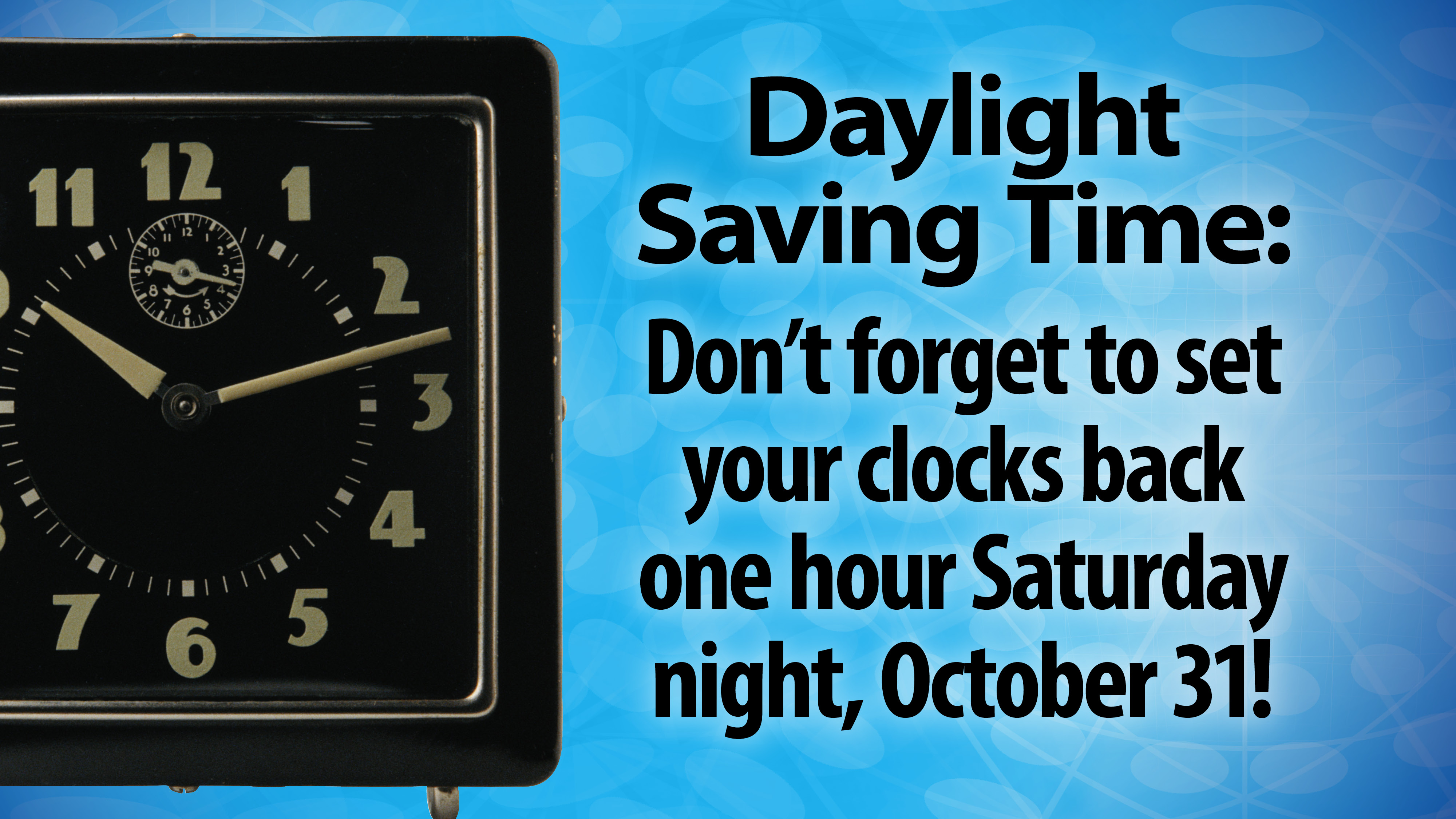 Daylight Saving Time class=