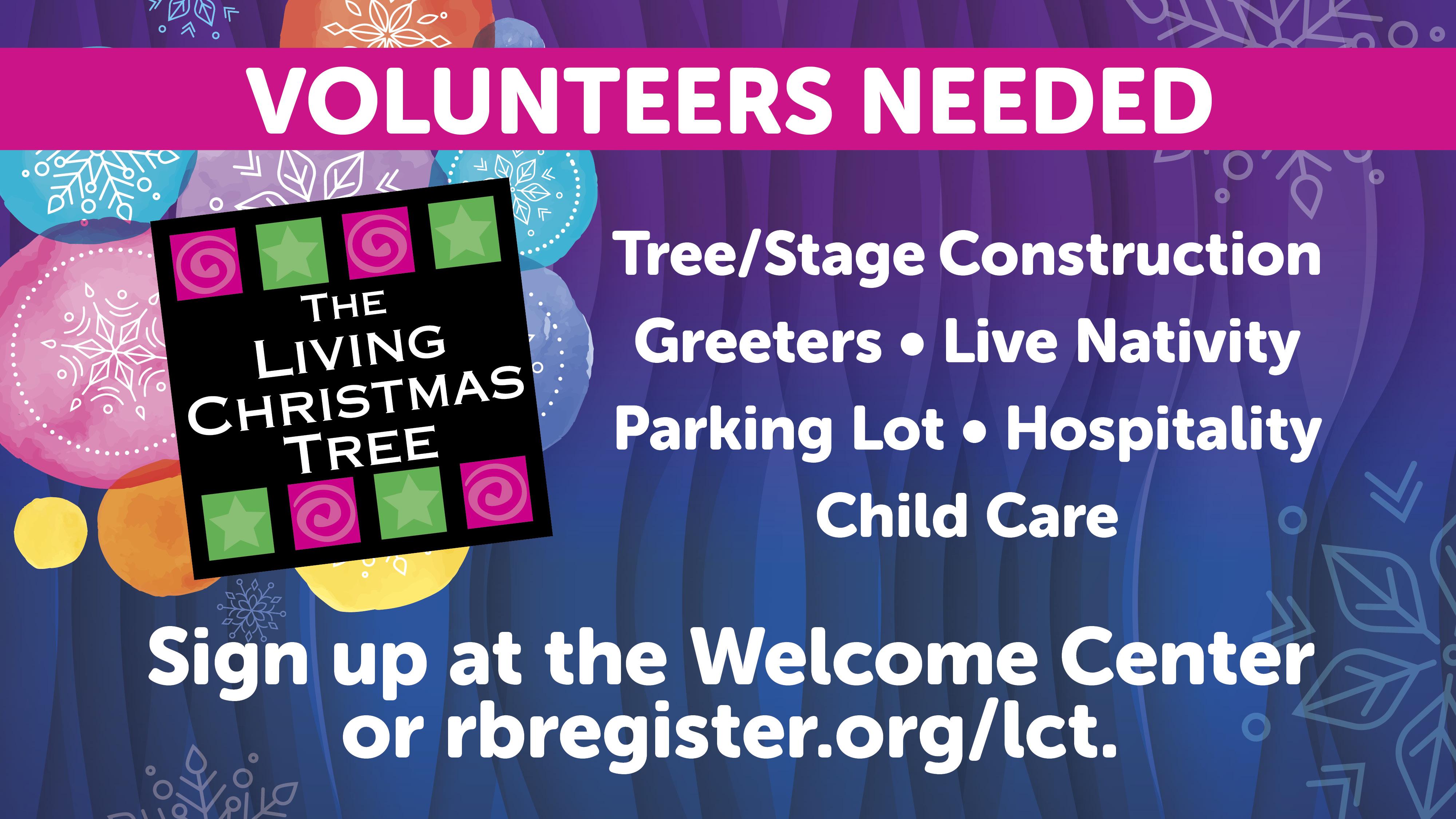 LCT Volunteers