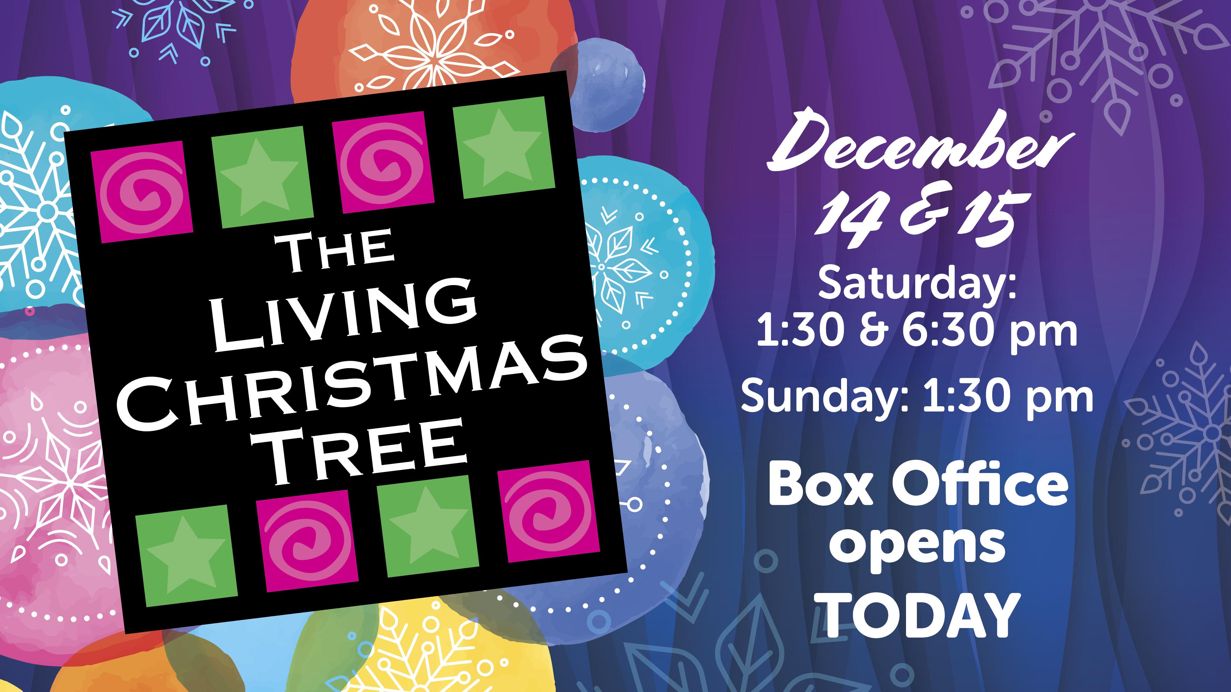 Living Christmas Tree 2019