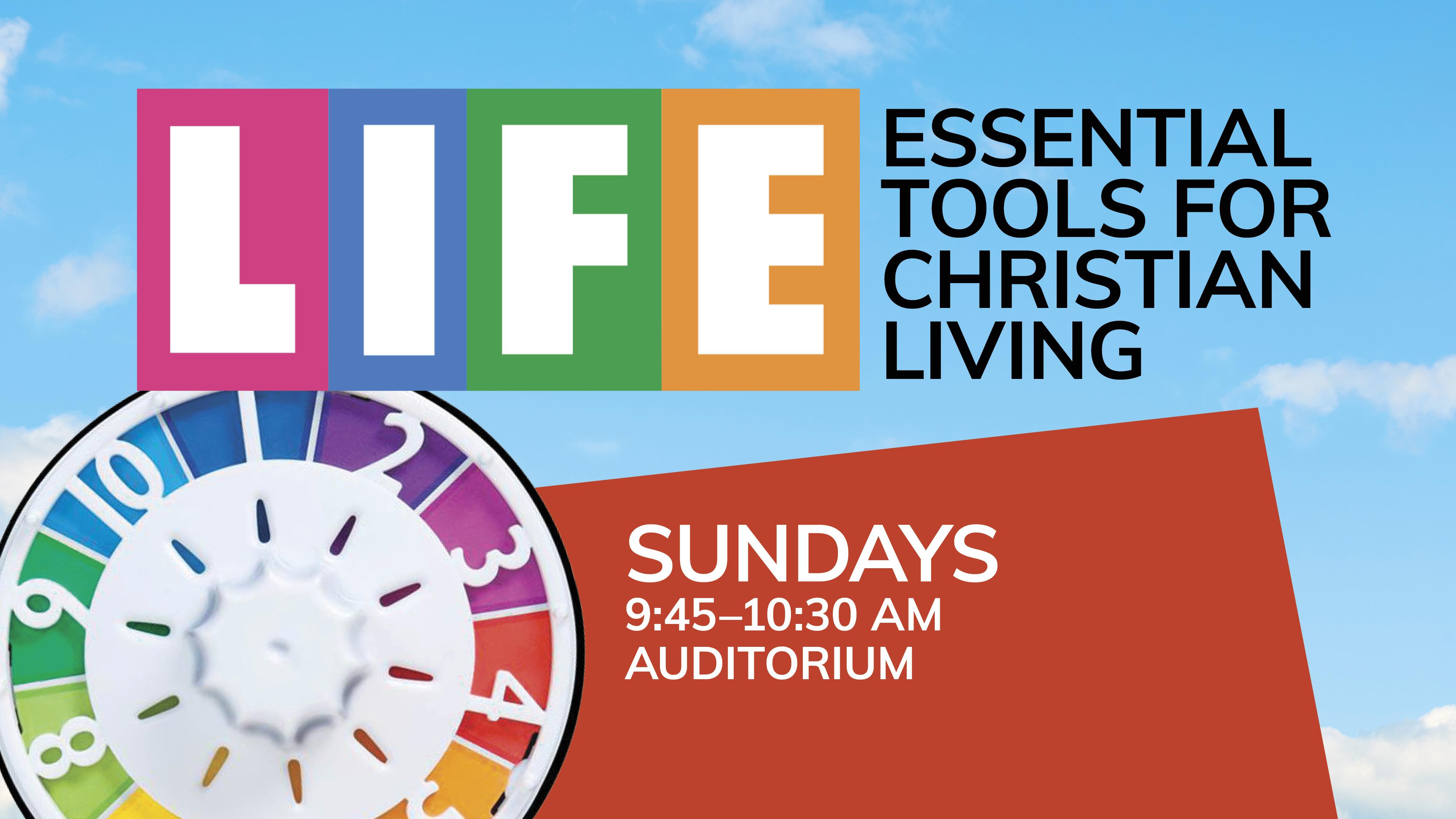 LIFE Bible Study class=