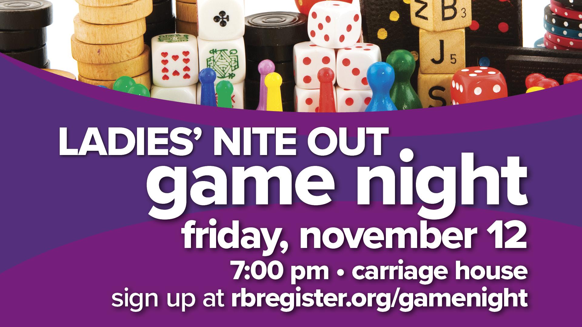 LNO Game Night