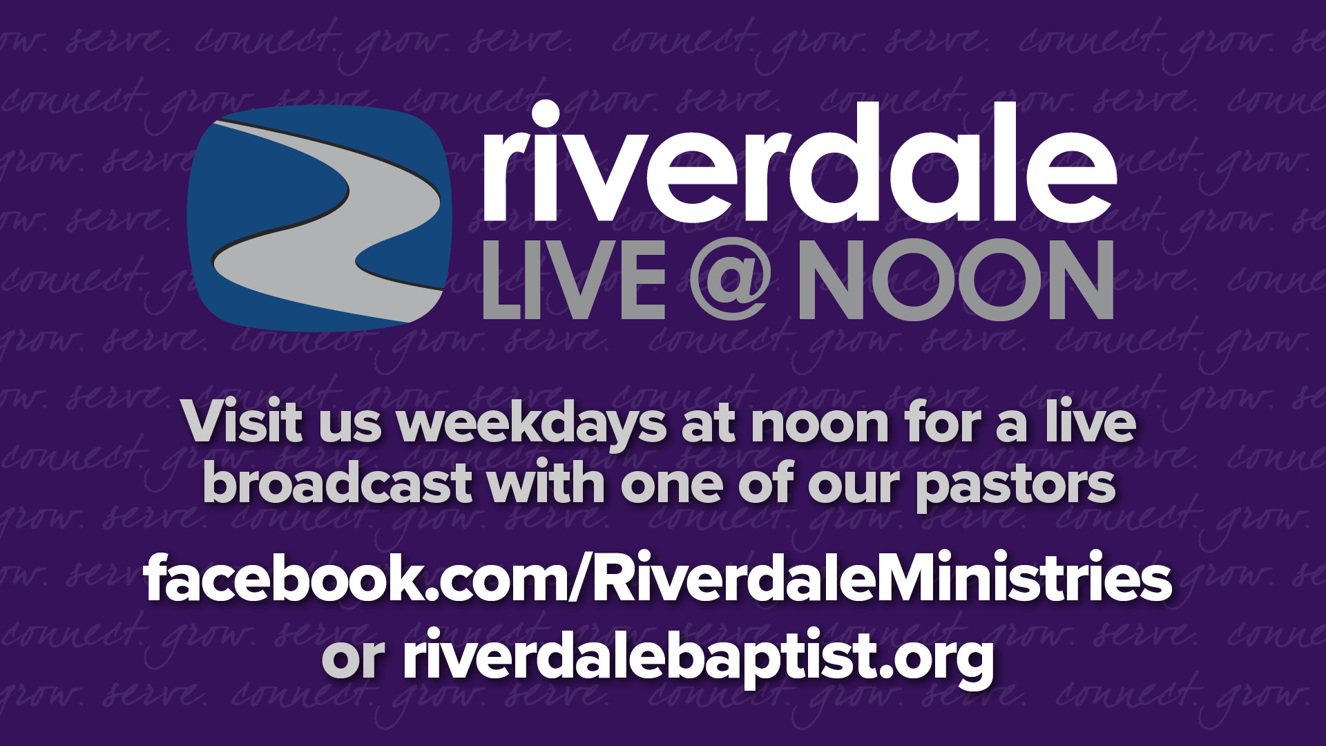 Riverdale Live @ Noon