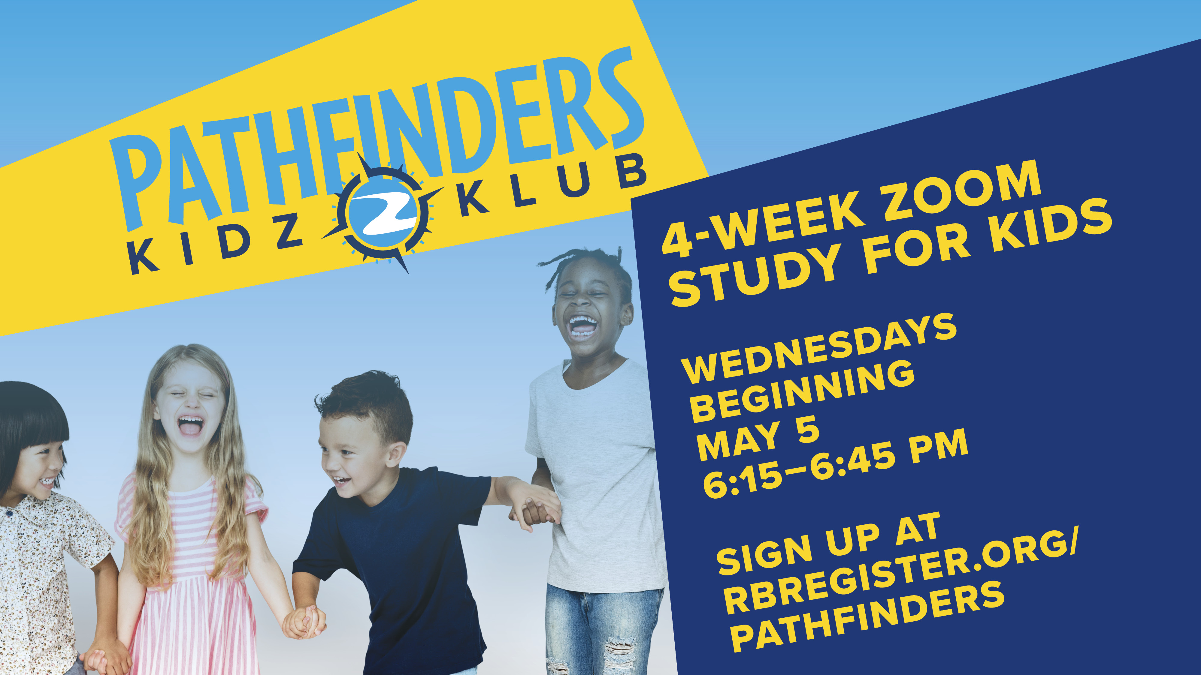 Pathfinders Kidz Klub  Zoom Study