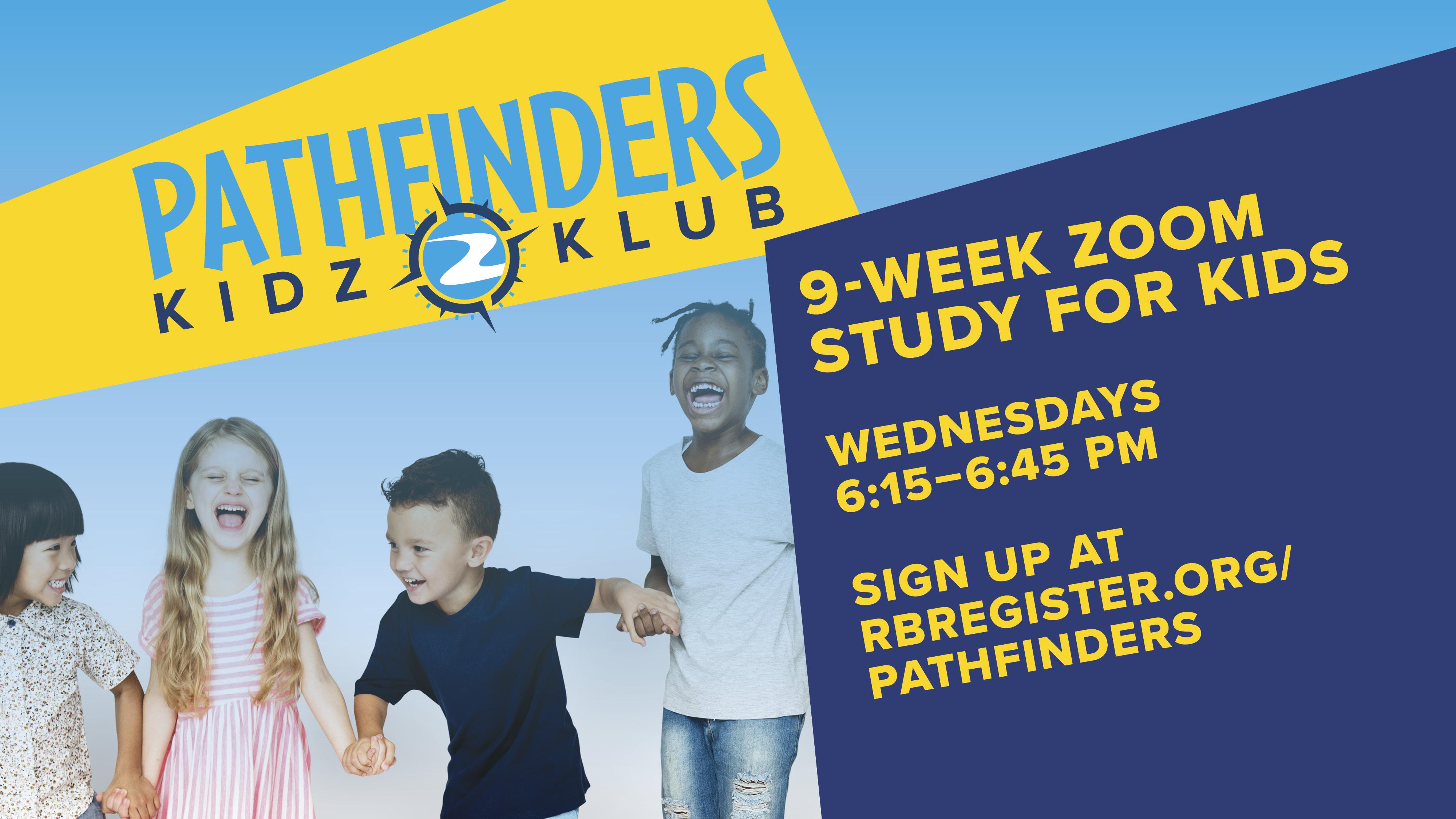 Pathfinders Kidz Klub  Zoom Study class=