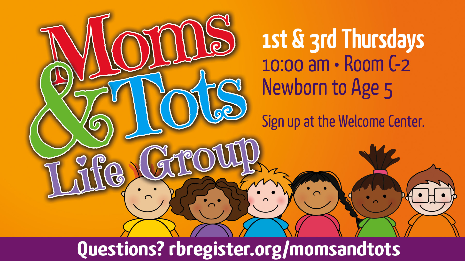 Moms and Tots Life Group class=