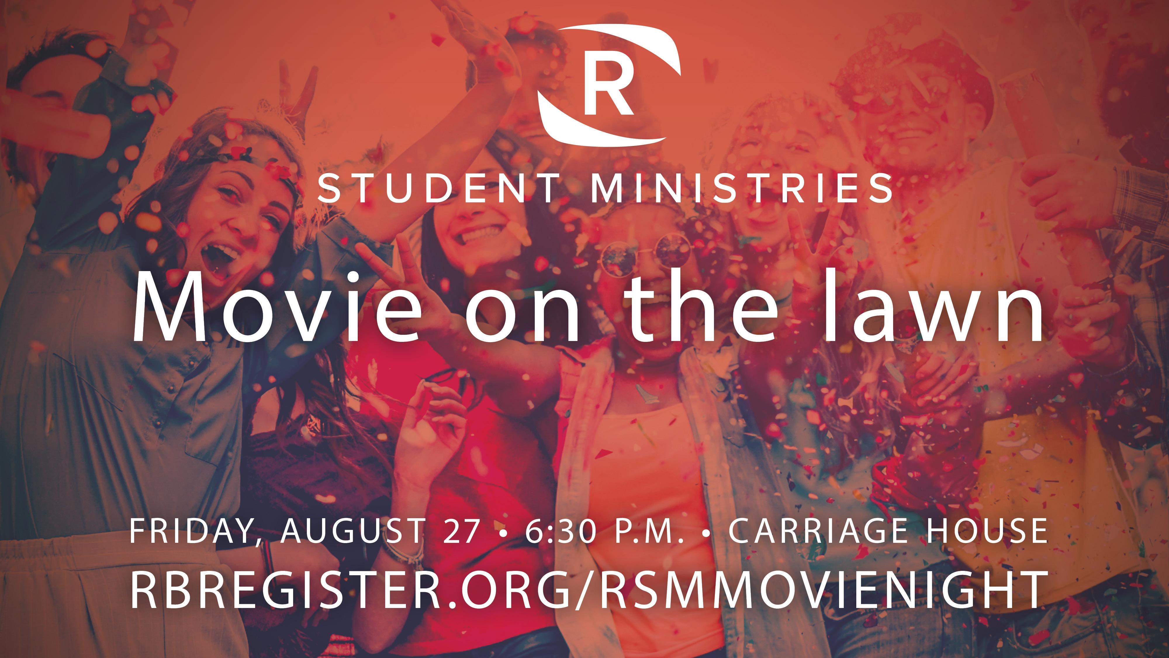 RSM Movie on the Lawn
