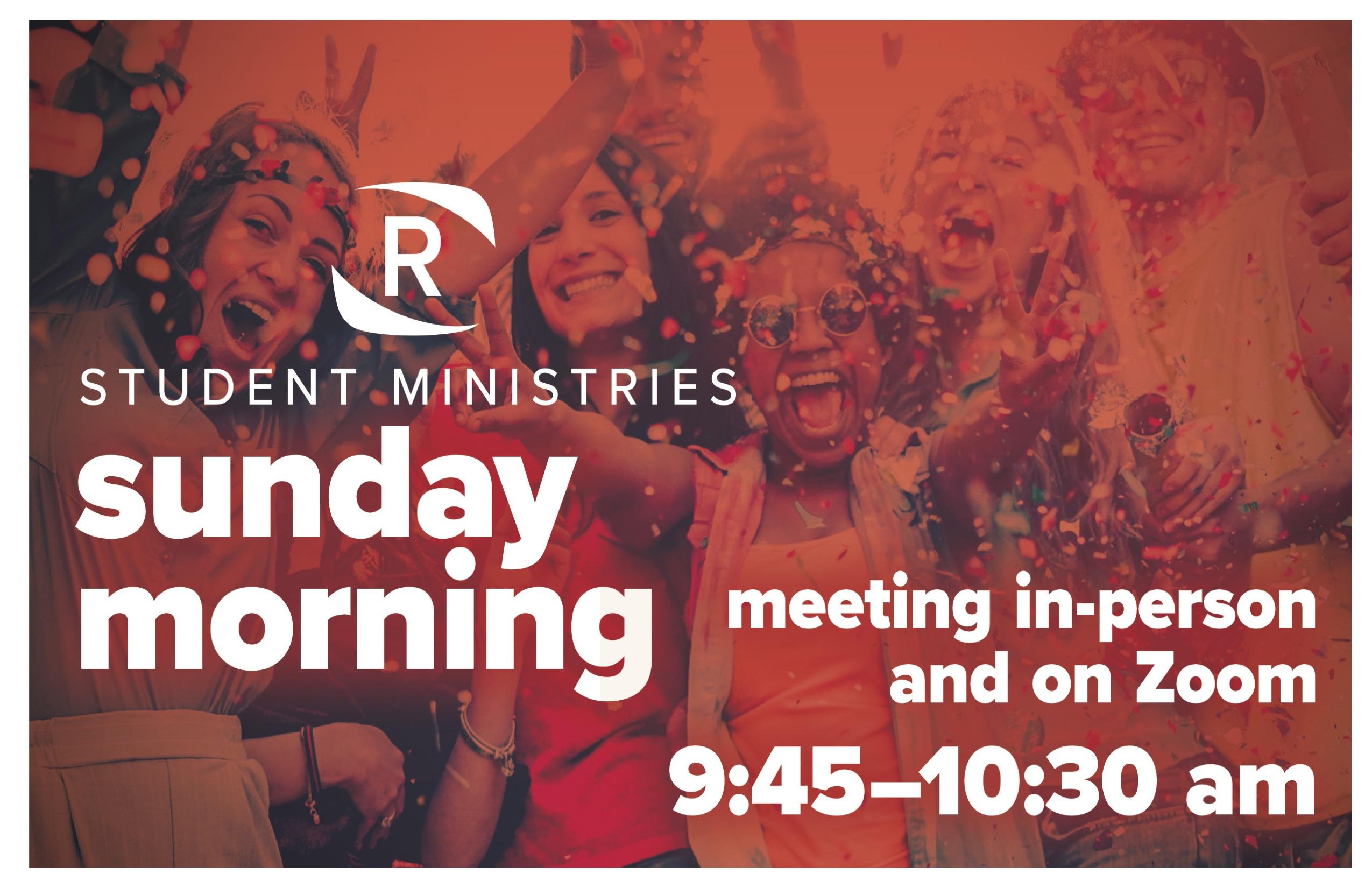 RSM Sunday Morning Bible Study