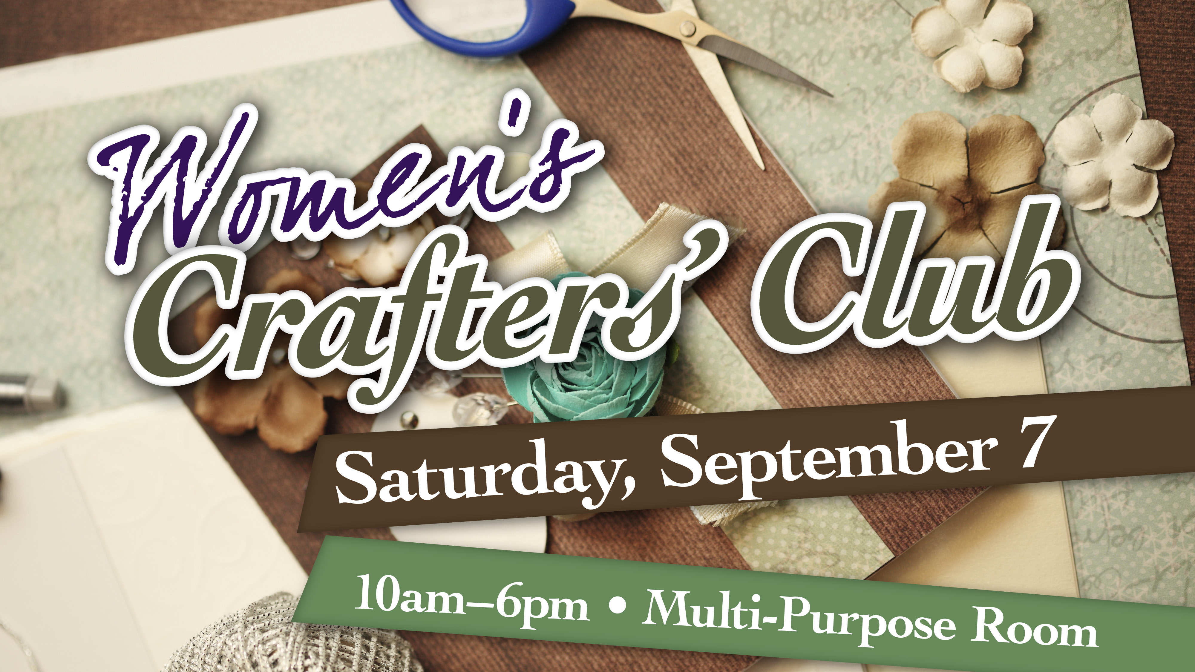 Crafter's Club