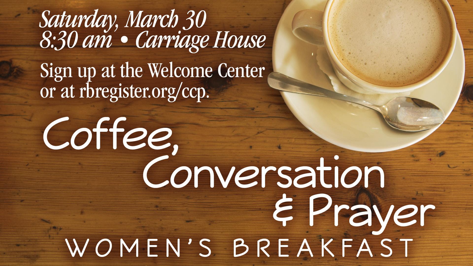 CCP Women's Breakfast